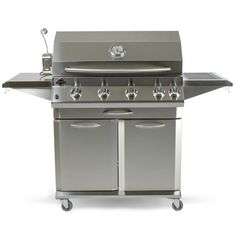 Overview Jackson Grills is the leader in premium, stainless steel grills, gas barbecues and outdoor kitchens. From luxurious outdoor kitchen equipment to travel-anywhere portable stainless steel grills, our line of barbecue and grill equipment is designed for performance. Simply put, Jackson Grills provides the best grilling equipment you need to fire up good times with friends and family. As Canada's leading specialty grill company, we are committed to a great selection of grilling options back Lux Series, Seam Welding, Drip Tray, Radiant Heat, Cooking On The Grill, Barbecues, Kitchen Equipment, Outdoor Kitchens, Bbq Grill