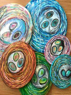 Nesting Series by Kristen Heinlein