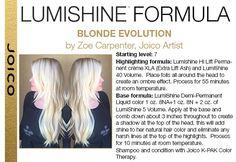 Blonde Evolution
