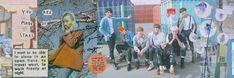 Read bts ✧ stray kids from the story ❝ icons kpop. packs, astro, twice. Seokjin, Namjoon, Taehyung, Bts Header, Twitter Header Aesthetic, Open Field, Wattpad, Kpop, Tumblr