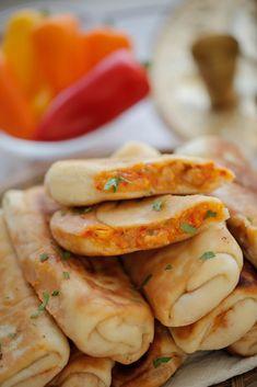 Bread Recipes, Cooking Recipes, I Foods, Brunch, Foodies, Nom Nom, Sausage, Picnic, Bbq