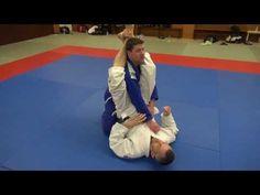 BJJ - Triangle choke defense.