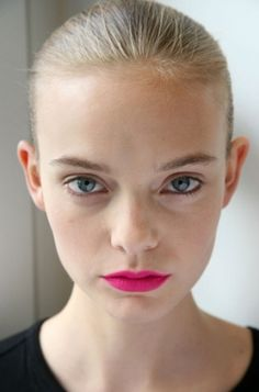 Makeup Looks for Spring/Summer 2011- Runway Inspired