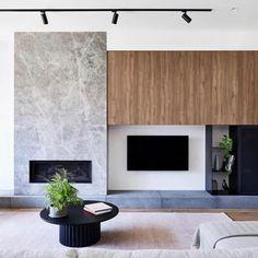 Home - Austin Design Associates Living Room Decor Fireplace, Home Fireplace, Modern Fireplace, Living Room Tv, Fireplace Design, Living Room Modern, Living Room Interior, Living Room Designs, Interior Livingroom
