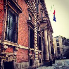 Pinacoteca di Brera #milano #milan #italia #italy #museo #PinacotecaDiBrera #monument