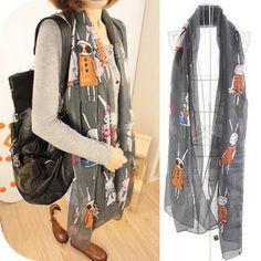 Fifi Lapin scarf