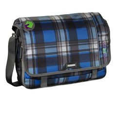 Coocazoo Schultertasche HangDang Scottish Check