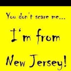 Jersey girl for always :)