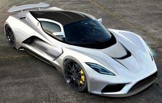 Hennesy Venom F5 concept
