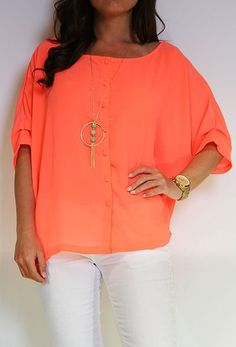 LOVE this BB Dakota Top at Private Gallery! (Deliz High Crinkle Chiffon Box Top) Color is amazing!