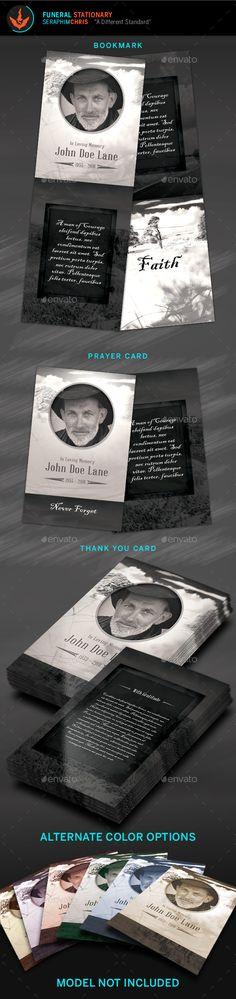 Life of Love Funeral Program Template 006 Pinterest Brochures