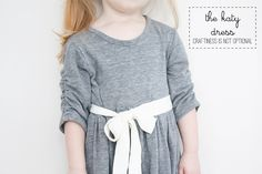 the katy dress \\ craftiness is not optional