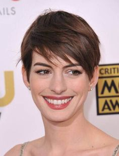 Celebrity Style 100% Human Hair Short Cut Full Lace Wig