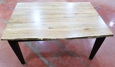 Custom Tables, Spalted Maple, Old Antiques, Dining Table, Rustic, Furniture, Home Decor, Country Primitive, Dining Room Table