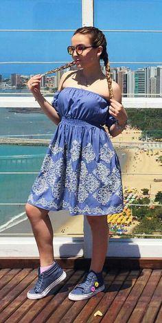 LARISSA MANOELA Kids Fashion, Fashion Outfits, Chloe Grace Moretz, Style Me, Diva, Girly, Casual, Dresses, Iphone