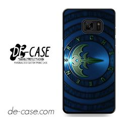 Queensryche Heavy Metal Bands DEAL-9029 Samsung Phonecase Cover For Samsung Galaxy Note 7