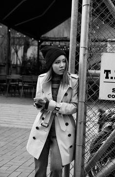 Musician Suran Photographed by Shin Sun Hye in Seoul