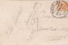 Letter on back of postcard Old Postcards, Vintage World Maps, Lettering, Drawing Letters, Brush Lettering
