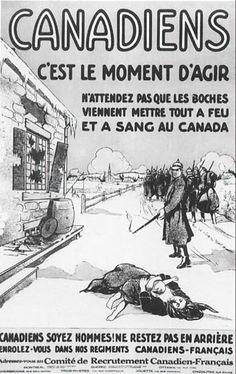 Artiste : Charles David   Source : Marc Choko 1994 Affiches de guerre canadiennes 1914-1918, 1939-1945. Laval : Éditions de Méridien, p. 78.