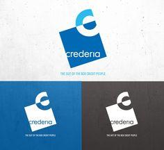 Crederia logo design, a Logo project on crowdspring Finance Tracker, Finance Logo, Custom Logo Design, Custom Logos, Logo Inspiration, Budget Envelopes, Budget Spreadsheet, Company Values, Finance Organization