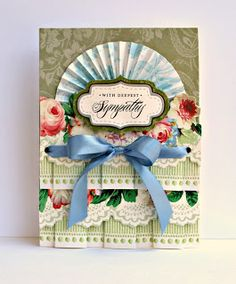 Crafty Creations with Shemaine: Anna Griffin Banners and Borders