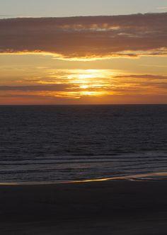 Esposende Sunset in Portugal