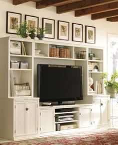 Wall unit love media unit home decor, country girl home и ho Decor, Furniture, Room, Home Living Room, Family Room, Home, Country Girl Home, Home And Living, Wall Unit