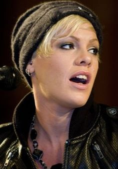P!NK.... LOVE HER STYLE