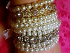 Victorian Style Swavorski Crystals with Strands by CrashinglyCute