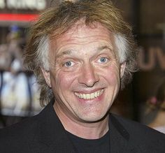 Rik Mayall (7 March, 1958 - 9 June 2014) was an English comedian. He played Peeves the Poltergeist in the film adaptation of Harry Potter and the Philosopher's Stone; however, his scenes were cut from the finished film. He died of acute cardiac arrest aged 56 - Harry Potter Wiki