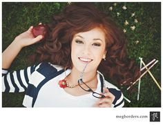 Camera Artist: Meg Borders  Website: www.megborders.com  Senior Photography