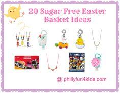 phillyfun4kids: Sugar Free Easter Basket Ideas  #allthingseaster