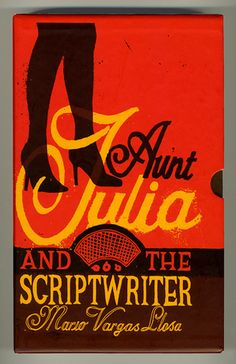 Aunt Julia and the scriptwriter, via Flickr.