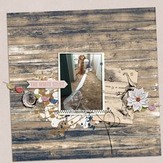 The White Stuff by Rae at The Lilypad using digital scrapbooking products from The Lilypad