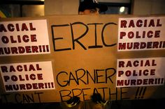 Leaked Documents Reveal How the NYPD Ignored Abusive History of the Cop Who Killed Eric Garner