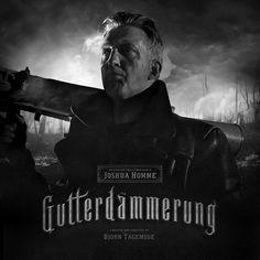 """Trailer do filme """"Gutterdämmerung"""" – e seu elenco de rockstars. #fridom #gutterdammerung #music #rock #joshuahomme #qotsa #queensofthestoneage"""