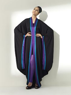 How To Live Like an Omani Princess: Khaleeji Designer Abayas: Spring 2012 Arabesque Abaya & Sheila Collection