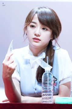 SEJEONG (Gugudan) Kpop Girl Groups, Korean Girl Groups, Kpop Girls, Korean Actresses, Korean Actors, Kim Sejeong, Korean Face, Ulzzang Korean Girl, Jellyfish Entertainment