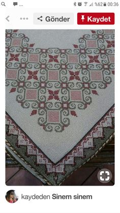 Table runner, perfect colour mix , good design, I really like it. Funny Cross Stitch Patterns, Cross Stitch Borders, Embroidery Patterns Free, Cross Stitch Designs, Cross Stitching, Cross Stitch Embroidery, Hand Embroidery, Embroidery Designs, Palestinian Embroidery