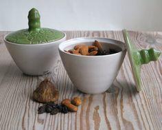 Cecilia Boivie: Small covered jar