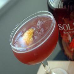 The Blenheim Cocktail, #stepbystep