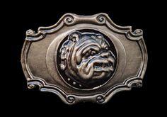 Bulldog Belt Buckle Pet Dogs Animal Spike Collars Pets Animals Belts & Buckles #Coolbuckles #bulldog #dog #ilovebulldogs #pet #familypet #puppy #dogbuckle #beltbuckle #buckles #coolbuckle