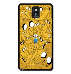 Adventure Time with finn and jake Samsung Galaxy S3 S4 S5 Note 3 Case
