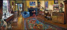 Margaret Olley, who died on July 26 2011 aged was a leading Australian painter Australian Painters, Australian Artists, John Mcdonald, Artist Biography, My Canvas, Triptych, Deco, Art Museum, Art Gallery