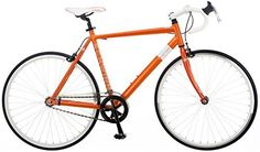 Fixed Gear Bikes - Schwinn Single 700C Fixed Gear Road Bike Orange ** Continue to the product at the image link.