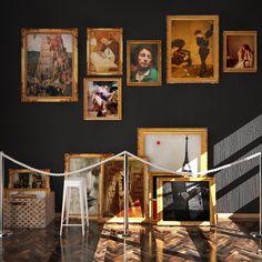 Art gallery 2 by alghalia.deviantart.com on @DeviantArt