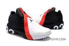 31f1ace608a Jordan Ultra Fly 3 Black White Red 2018 Top Deals Kd Shoes, Jordan Shoes,