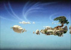 Flights by Roger Dean