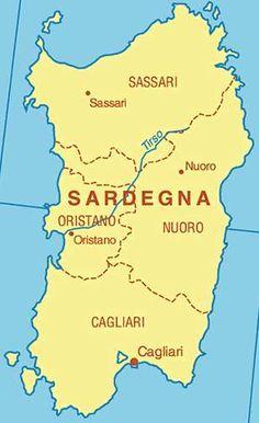 Região da Sardegna