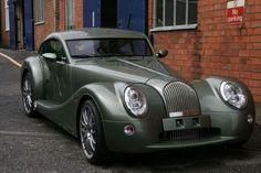 New British Morgan
